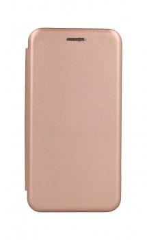 Knížkové pouzdro Smart Diva na iPhone 13 mini růžové