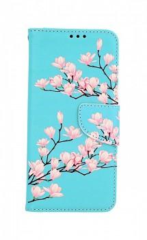 Knížkové pouzdro na Samsung A32 5G Magnolie