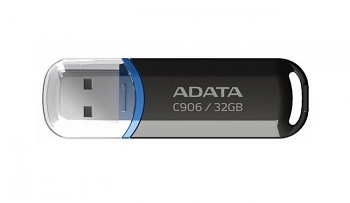 Flash disk ADATA C906 Classic 32GB černý