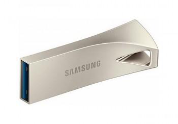 Flash disk Samsung BAR Plus 64GB stříbrný
