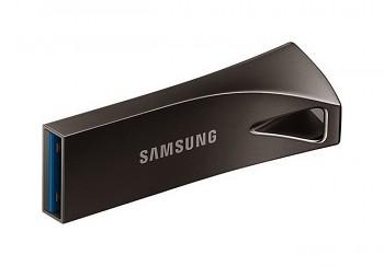Flash disk Samsung BAR Plus 64GB černý