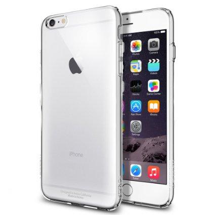 Pouzdro TopQ iPhone 6 Plus silikon světlý (kryt neboli obal iPhone 6 Plus)